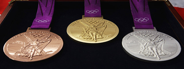 Top Ten Countries has the Most Olympic Medals